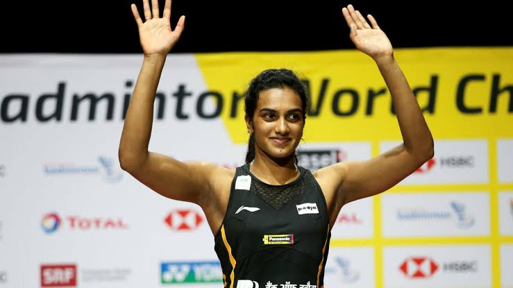 FROM WOOD TO GOLD World Champion PV Sindhu Inspirational Personality
