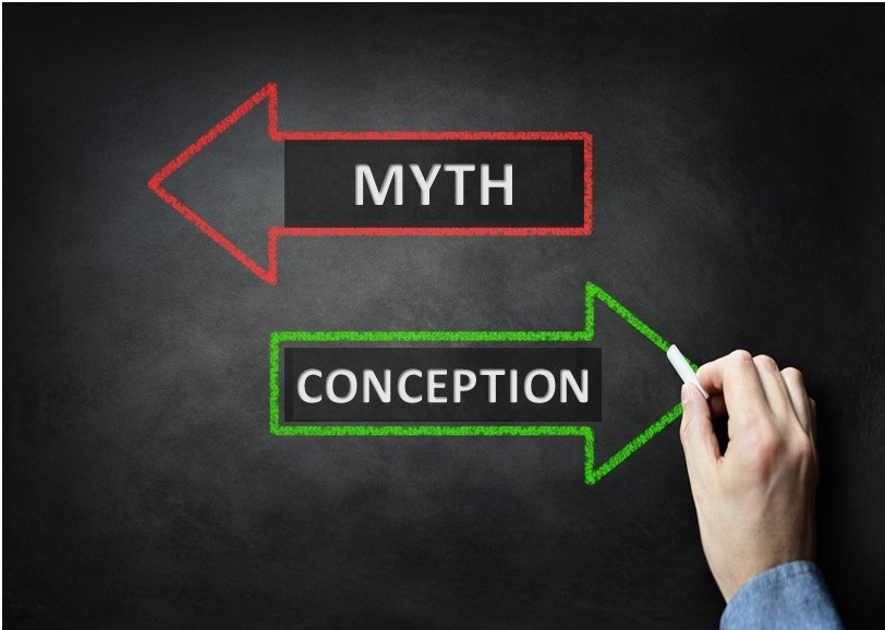 MYTH CONCEPTION