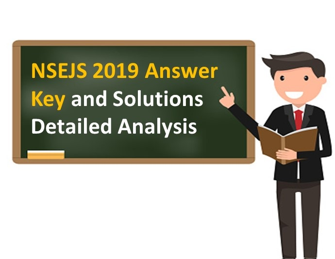 NSEJS Question Paper and Answer Keys